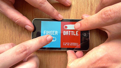 Finger Battle